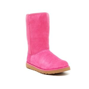 UGG Michelle Bootie Pink Fuscia Boots